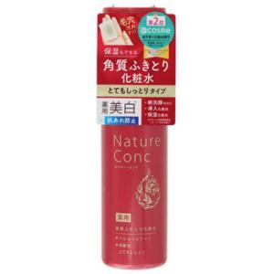 ナリスアップ ネイチャーコンク 薬用 クリアローション とてもしっとり (200mL) 美容化粧水 ...