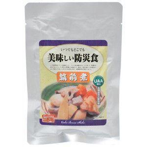 美味しい防災食 筑前煮×50個 5年保存|tsuruma