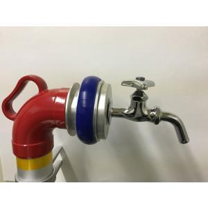 給水栓付町野メスキャップ 65A tsuruma 02