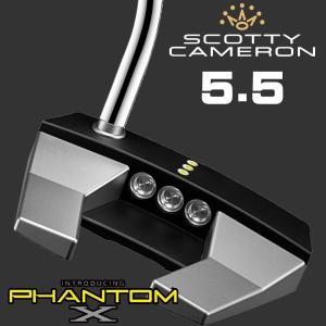 スコッティキャメロン ファントムX5.5 パター SCOTTY CAMERON PHANTOM X ...