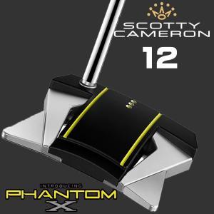 スコッティキャメロン ファントムX12 パター SCOTTY CAMERON PHANTOM X 1...