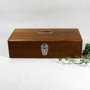 倉敷意匠計画室 お道具箱 (木製収納箱)|tsuruyakagu