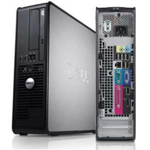Office 2013付き/DELL Optiplex 760 SF/Core2 Duo 2.66GHz/4GB/80GB/DVD Windows XP Pro搭載 中古パソコン デスクトップ|tsutae