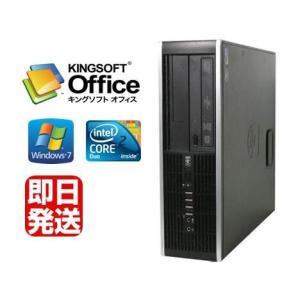 ポイント10倍 Office 2016付/Windows7 Pro搭載/HP Compaq 6000 Pro/Core2 Duo 2.93GHz/2GB/160GB/DVD/HDDリカバリ領域有り|tsutae
