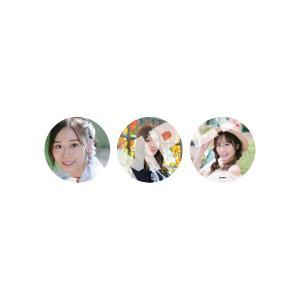 【戎橋限定】内木志 缶バッチ3種類セット|tsutaya-ebisubashi-n