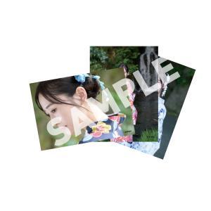 【戎橋限定】内木志 生写真アザーカット(着物・浴衣ver.)3枚セット|tsutaya-ebisubashi-n
