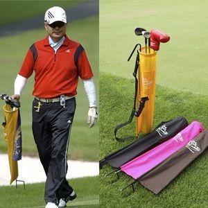ザ・セルフキャディー 自立式ゴルフクラブケース セルフスタンド キャディバッグ|tsuten2
