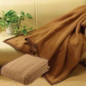 キャメル毛布 140*210cm|tsuten2