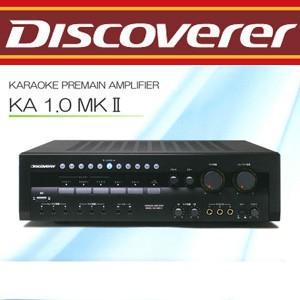 CSR カラオケ プリメイン アンプ Discoverer KA1.0 Mk2/日本製|tsuten2