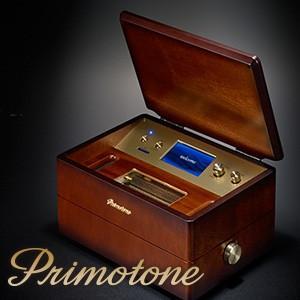 世界初40弁自動演奏オルゴール「プリモトーン/PRIMOTONE」|tsuten2