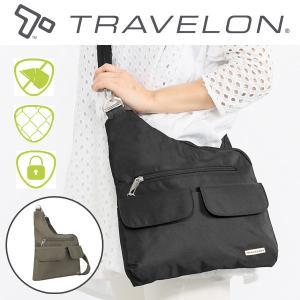 トラベロン社 セキュリティショルダーバッグ 42373 海外旅行対応 盗難防止 トラベルショルダーバッグ|tsuten2