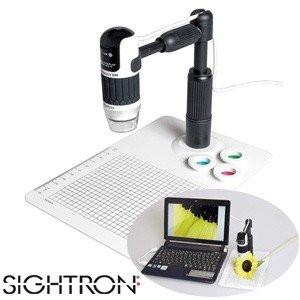 サイトロン USBデジタルマイクロスコープ ナノキャプチャーPRO/SP301 250倍顕微鏡 電子拡大鏡 tsuten2
