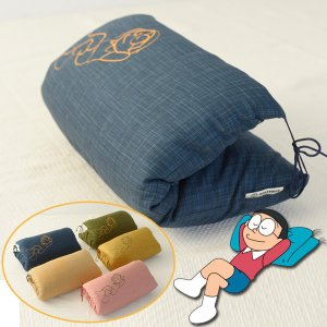 のび太のお昼寝座布団 二つ折りごろ寝まくら ドラえもん正式ライセンス品 tsuten2