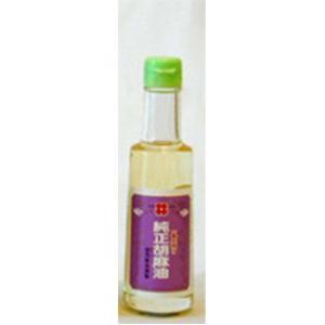 油茂製油 生搾りごま油  180g 【ごま油  胡麻油  ゴマ油】 tsutsu-uraura