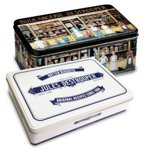送料無料 ジュールスデストルーパー ベーカリー缶 383g & レトロ缶350g アメリコ|tsutsu-uraura