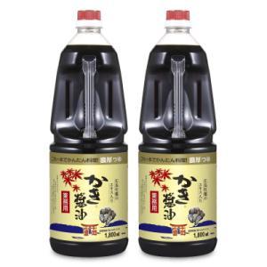 アサムラサキ かき醤油 1.8L  1800ml × 2本
