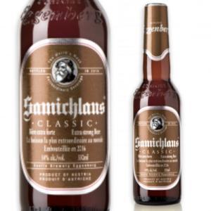サミクラウス ビール 330ml アルコール14度シュロス・エッゲンベルグ|tsutsu-uraura