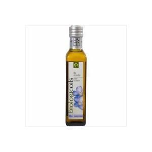 有機JAS認定 アマニオイル 229g biologicoils【イタリア産 東京セントラルトレーディング 亜麻仁油 あまに油 アマニ油】|tsutsu-uraura