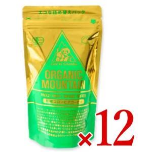ダーボン オーガニックマウンテン有機インスタントコーヒー 80g × 12袋   詰替用 tsutsu-uraura