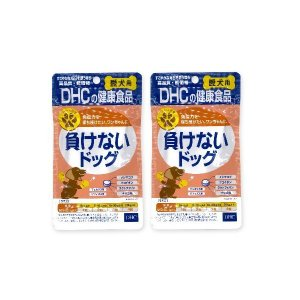 DHC 負けないドッグ 60粒 ×2袋|tsutsu-uraura