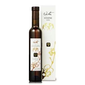 Vita Vidal ヴィタ ヴィダル アイスワイン 200ml|tsutsu-uraura