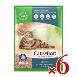 木の猫砂 ファイネスト キティ 5L × 6袋 レッテンマイヤー ドイツ産|にっぽん津々浦々