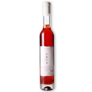 林農園 五一わいん 氷果の雫 赤 375ml  コンコード 赤ワイン