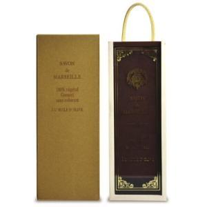 送料無料 ジーピークリエイツ サボン ド マルセイユ オリーブ ビッグキューブギフト 無香料 600g × 3個|tsutsu-uraura