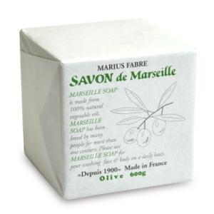 送料無料 ジーピークリエイツ  サボン ド マルセイユオリ−ブ 600g|tsutsu-uraura