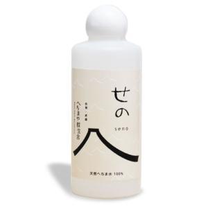 天然へちま水 せの 200ml へちまや群生舎|tsutsu-uraura