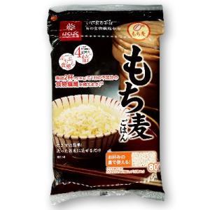 はくばく もち麦ごはん 800g|tsutsu-uraura