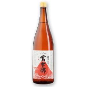 飯尾醸造 純米富士酢 1.8L(1800ml)【お酢 純米酢 ビネガー 国産 無添加 一升】|tsutsu-uraura