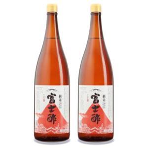 飯尾醸造 純米富士酢 1.8L × 2本 セット|にっぽん津々浦々