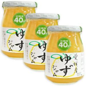 伊豆フェルメンテ 愛媛産柚ジャム 300g × 3本|にっぽん津々浦々