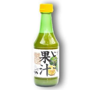 北山村 じゃばら果汁 360ml 【ジャバラ じゃばら 柑橘 天然果汁 】|tsutsu-uraura
