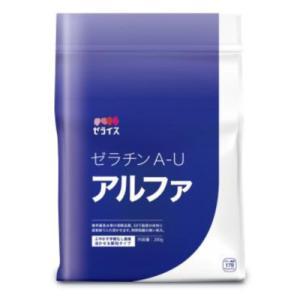 ゼライス ゼラチン A-Uアルファ 200g 顆粒ゼラチン|tsutsu-uraura