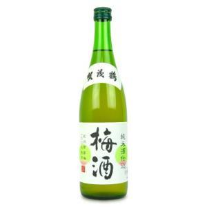 賀茂鶴酒造 純米酒仕込み 梅酒 720ml|tsutsu-uraura