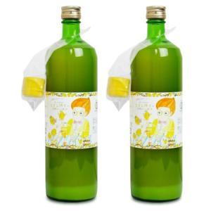 かたすみ (ケンコーオーガニックフーズ) 有機 レモン果汁ストレート100% 900ml × 2本