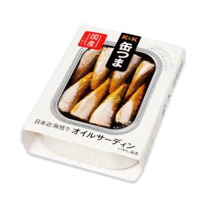 K&K 缶つまプレミアム 日本近海どり オイルサーディン 105g ポイント消化に