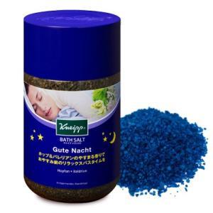 医薬部外品 クナイプ グーテナハト バスソルト ホップ&バレリアンの香り 850gKNEIPP|tsutsu-uraura