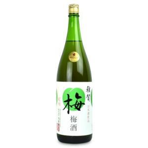 九重雜賀 雑賀梅酒 1800ml|tsutsu-uraura