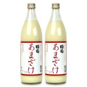 篠崎 国菊 甘酒 900ml × 2本 あまざけ ノンアルコール|tsutsu-uraura