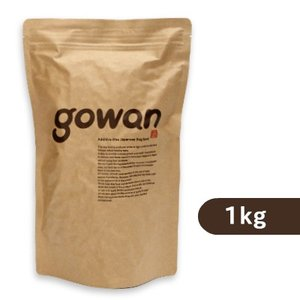 国産 無添加 ドッグフード GOWAN  ごわん  1kg 全年齢 全犬種 対応|tsutsu-uraura