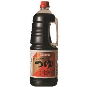 マルキン デラックスつゆ 1.8L ペット  盛田