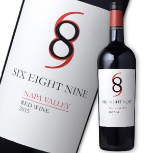689 Cellars シックス・エイト・ナイン ナパ・ヴァレー レッド 750ml [赤ワイン フルボディ]【果実酒 ワイン お酒 アメリカ カリフォルニア Napa ナパバレー】|tsutsu-uraura