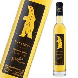 ノーザン・アイス ヴィダル アイスワイン 375ml 白ワイン|tsutsu-uraura