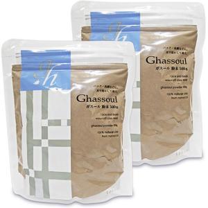 送料無料 ナイアード ガスール 粉末 500g × 2袋|tsutsu-uraura