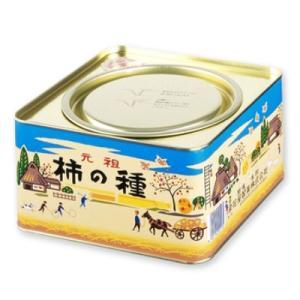 浪花屋製菓 柿の種 進物縦缶 310g