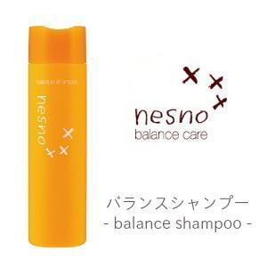 nesno ネスノ  バランスシャンプー 300mL|tsutsu-uraura