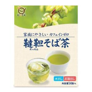 日穀製粉 水出し韃靼そば茶 12g×14袋入 tsutsu-uraura